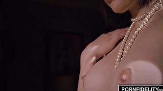 PORNFIDELITY Olive Glass Has Her Body Explored Hard by James Deen