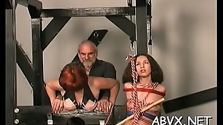 Mature woman new servitude in dissolute xxx scenes