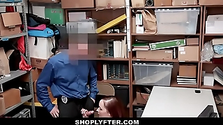 dating119.com-- Hot Corporate Chick Detained and Fucked
